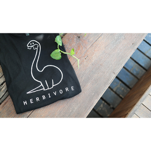 Herbivore T-shirt man - Vegan T-shirt kopen By Monkey