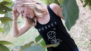 Vegan monkey T-shirt, made By Monkey