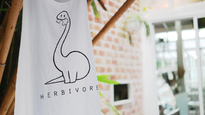 Herbivore T-shirt kopen By Monkey
