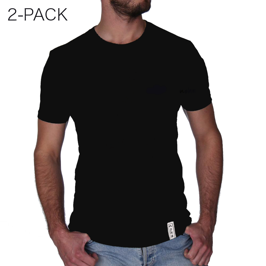 (Pre-order) Noha - 2-Pack V2 Fitted T-Shirt