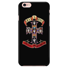 Guns 'n Roses - GnR - Appetite for Destruction iPhone 7 Protective Case