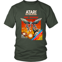 Yar's Revenge Atari 2600 Retro Vintage Video Game Box Art Unisex T-Shirt