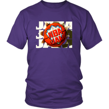 NBA Jam Retro Vintage Video Game Logo Unisex T-Shirt