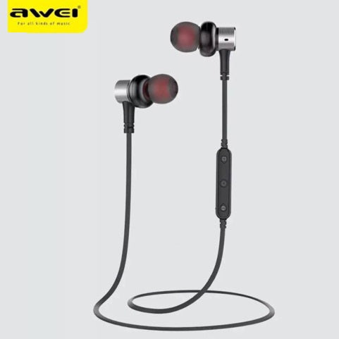 5a2c496966e Bluetooth Sports Earphone Stereo With Magnet Absorption Design – Your  Gadget Station
