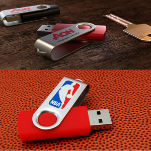 "The ""Swivel"" USB Flash Drive"