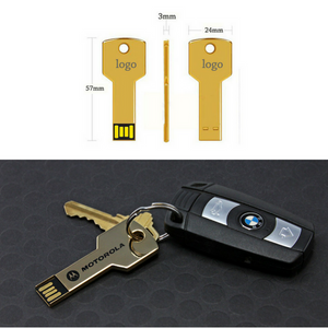"The ""Key"" USB Flash Drive"