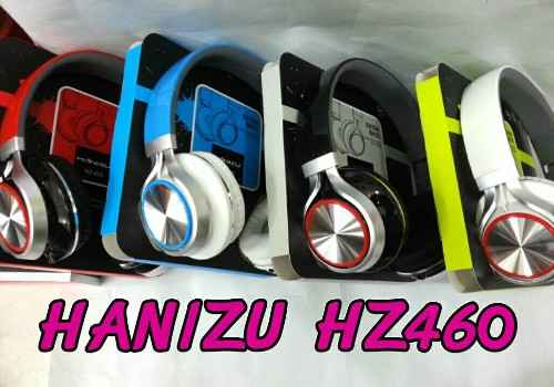 HANIZU HZ-460 108DB EXTRA BASS HEADPHONES