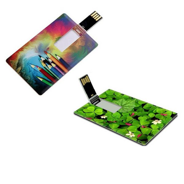 "The ""Wallet Card"" USB Flash Drive"