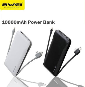 Minimalist  Powerbank with FREE waterproof mobile pouch