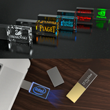 "The ""Gem Crystal"" USB Flash Drive"