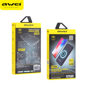 Wireless Charging Powerbank