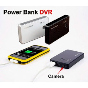 POWER BANK SPY CAMERA