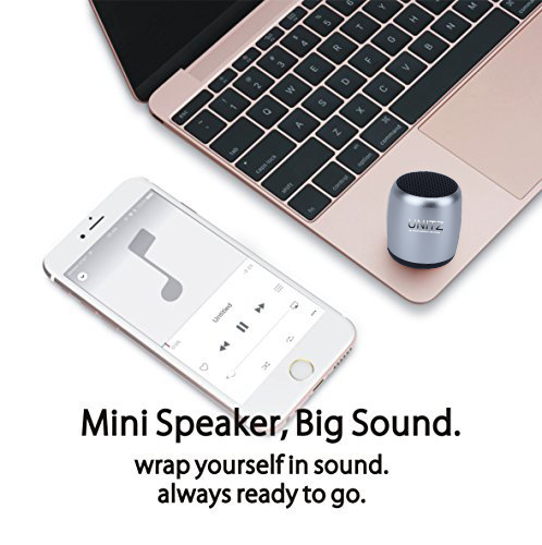 UNITZ-  The Smallest Bluetooth Speaker (Buy 1 Take 1)