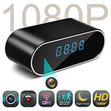 HD WIFI CLOCK CAMERA