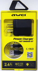C-960  Fast Power Charger Kit