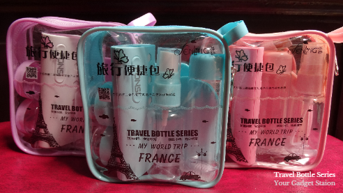 TRAVEL BOTTLE SERIES