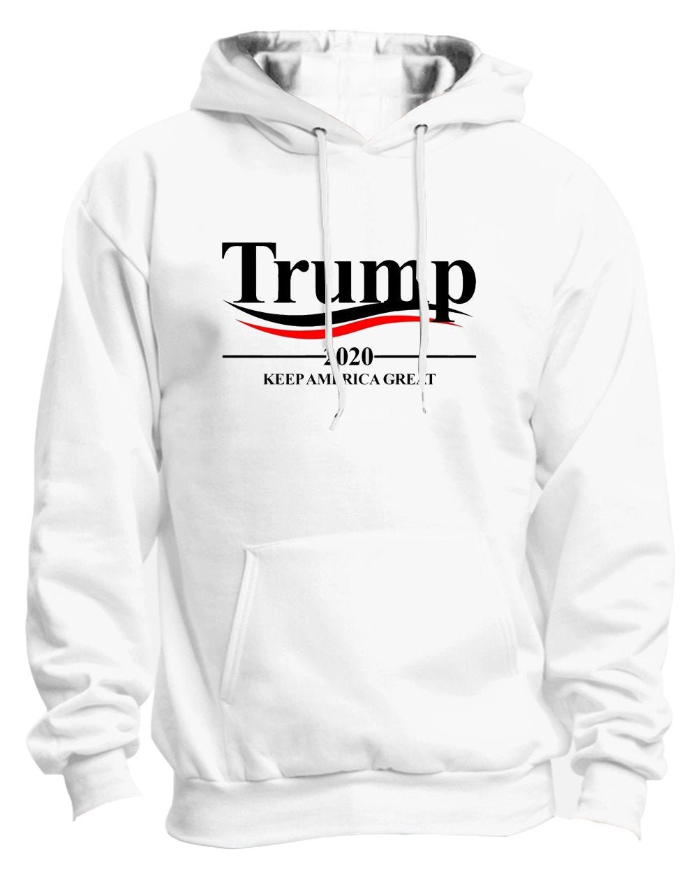 TRUMP 2020 KEEP AMERICA GREAT HOODIE