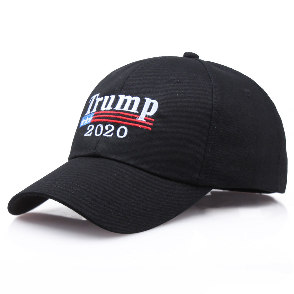 Make America Great Again Trump 2020 MAGA Hat - Black