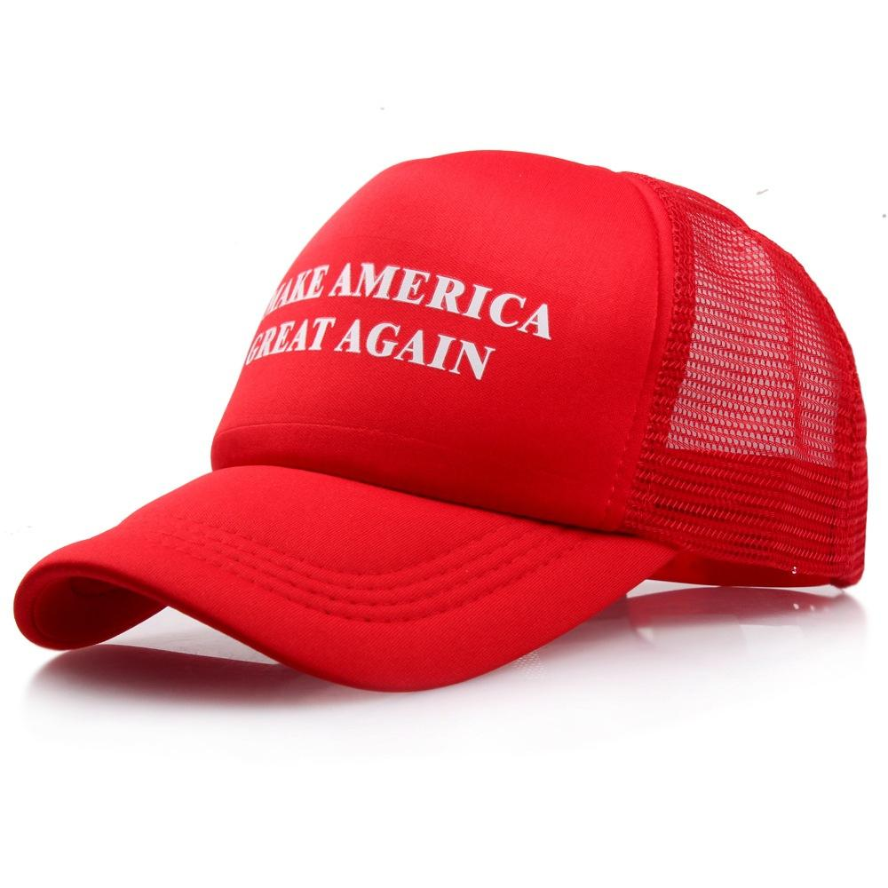 Trump Make America Great Again Trucker Hat