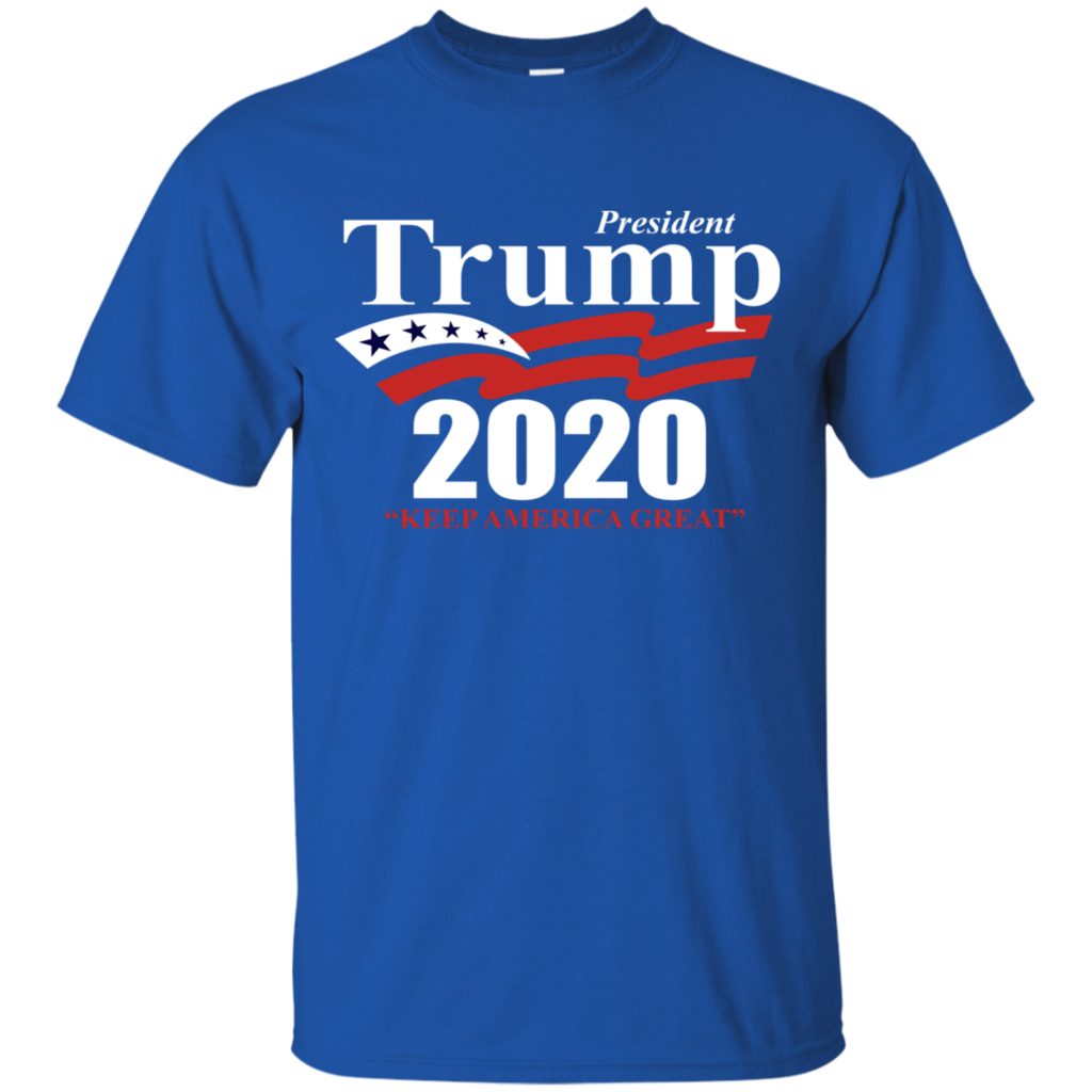 President Trump 2020 Keep America Great T-Shirt