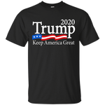 Trump T-Shirt - 2020 Keep America Great T-Shirt