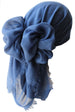 Deresina Seasonal Chemo Headscarf Air Force With Edges