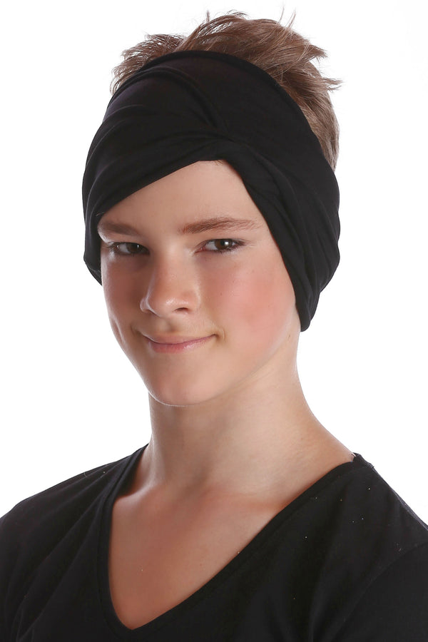 Boys Headband - Black