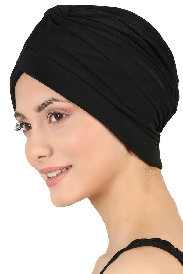 Top Knob Headwear - Black