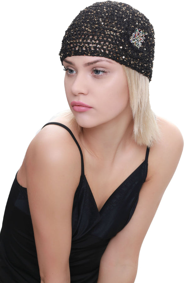 Abba Hat -Black
