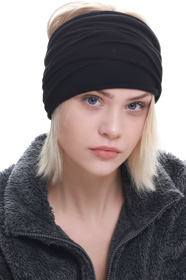 Casual Headband-Black