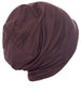 Reversible Beanie for Men - Brown/Mocha
