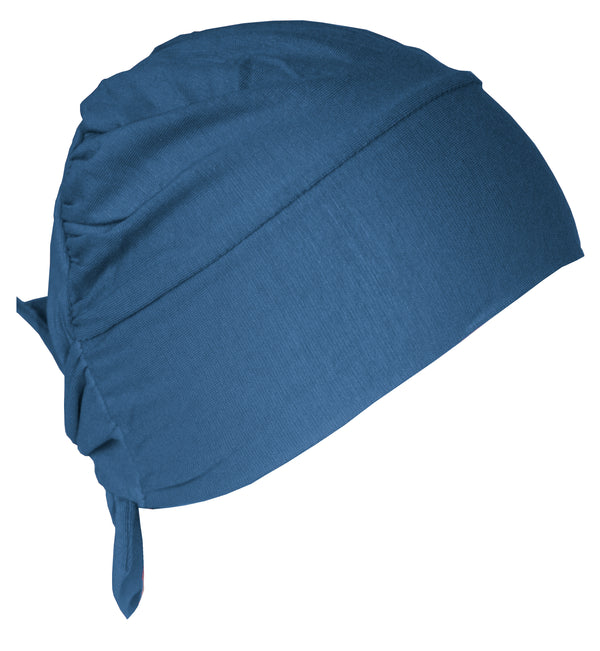 Unisex Tie Back Cotton Cap - Caroline