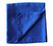 Everyday Square Head Scarf - Plain Cobalt Blue