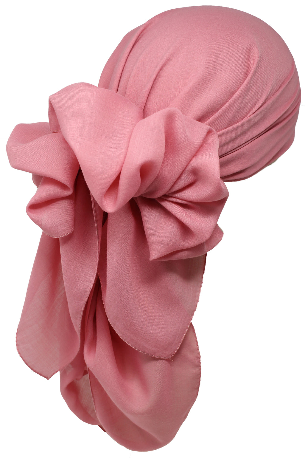 Bamboo Square Scarf - Dusty Rose
