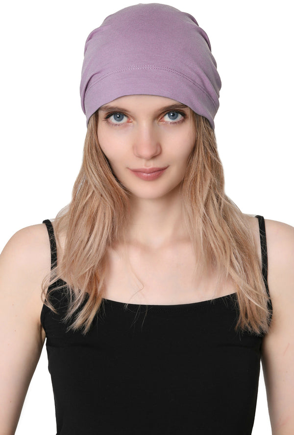 Simple Tie Bandana - Lavender