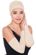 Arm Warmer - Beige