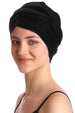 Cotton Headwrap -Black