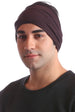 Cotton Headband for Men - Brown