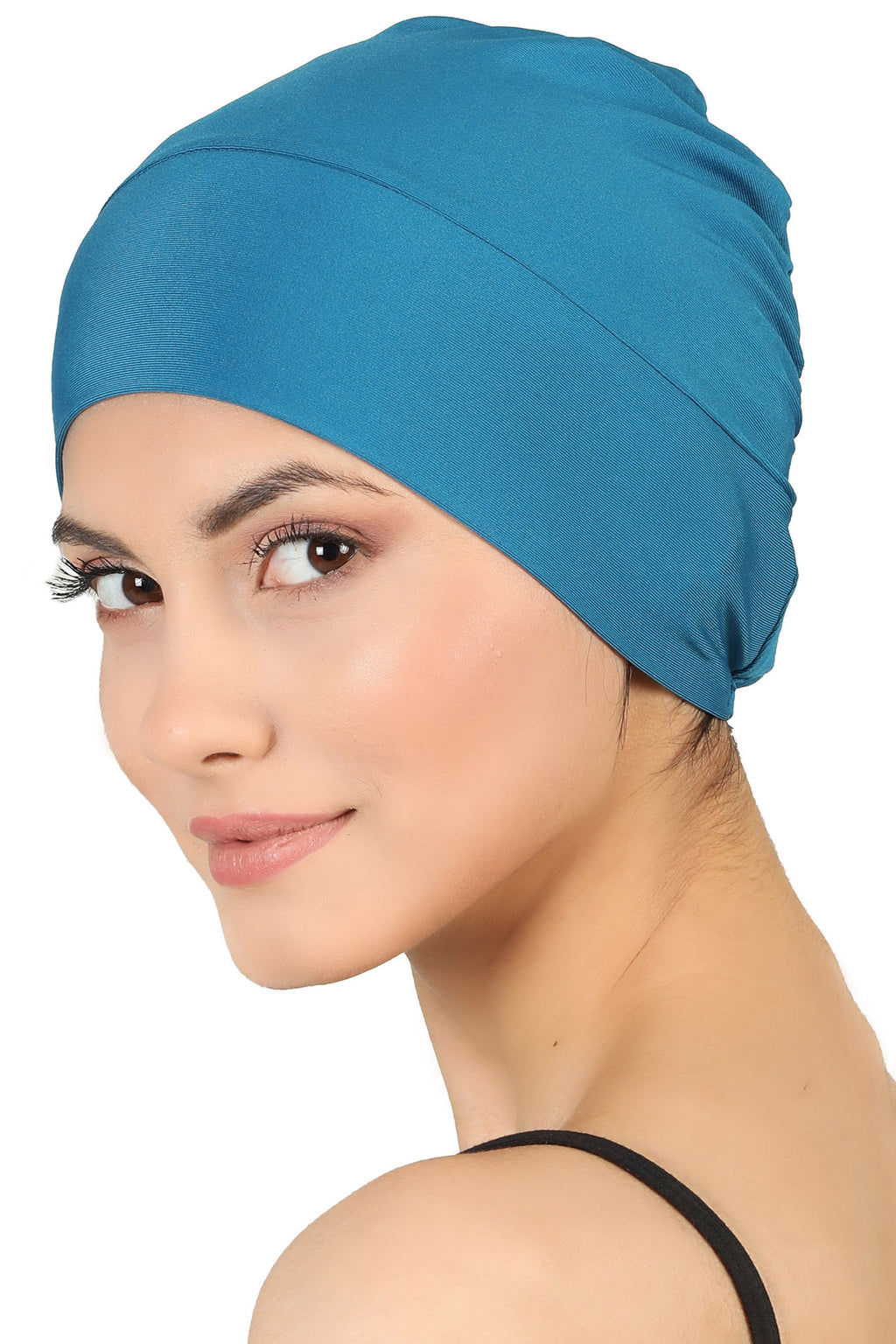 Swim Cap Classic Carolina Blue