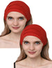 Elasticated Stretchy Headband Set of Two - Cinnemon