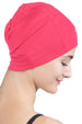 Snug Fit Sleep Cap - Coral
