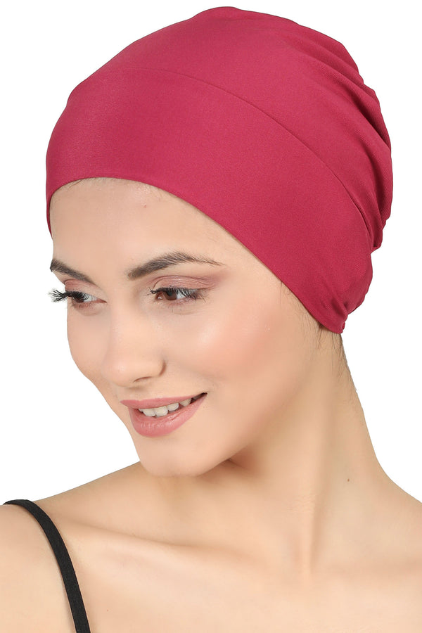 Swim Cap Classic Dusty Rose
