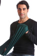 Cotton Headband for Men - Jade Green
