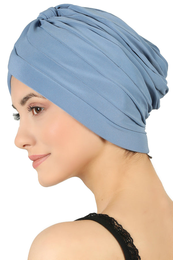 Top Knob Headwear - Pale Blue