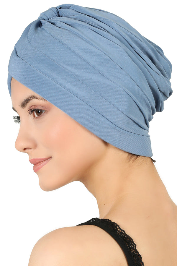 Top Knob Headwear (Pale Blue)