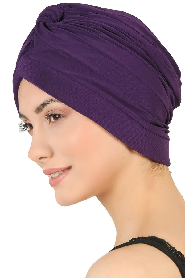 Top Knob Headwear - Purple