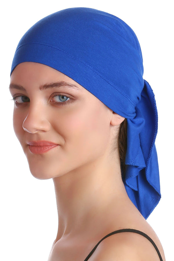 Unisex Indoor Bandana - Royal Blue