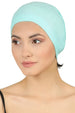 Essential Plain Cotton Cap - Spring Green