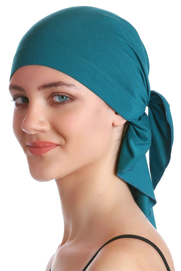 Unisex Indoor Bandana - Teal