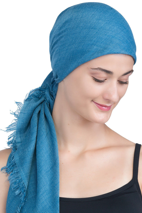 Deresina Seasonal Chemo Headscarf Croline With Edges